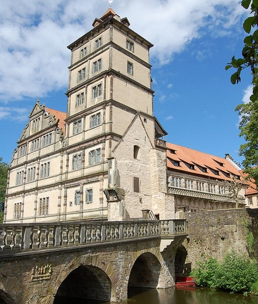 Schloss Brake in Lemgo