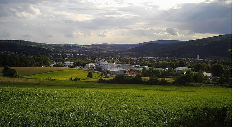 Bad Soden Salmünster - Nähe Hessischer Spessart Naturpark
