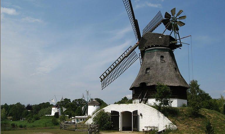 DSL in Gifhorn - hier das Mühlenmuseum