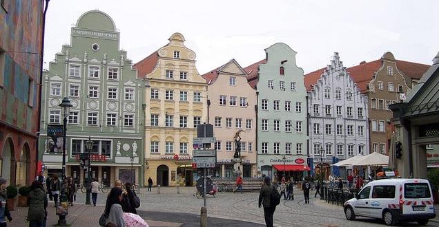 DSL im Kreis Augsburg