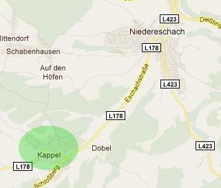 DSL-Ausbau in Kappel