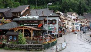 DSL in Triberg (Schwarzwald)