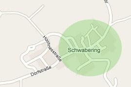 Gewerbegebiet Schwabering in Söchtenau
