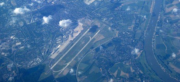 LTE am Flughafen in Düsseldorf