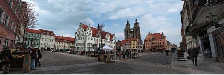 Marktplatz in Wittenberge