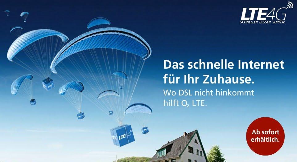 o2 LTE4g (via o2online.de)