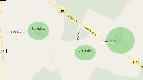DSL in Finkenthal ausgebaut
