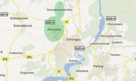 DSL in der Gemeinde Altenstadt