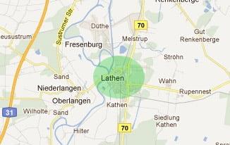 EWE VDSL in Oldenburg