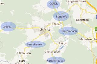 DSL-Ausbau Schlitz