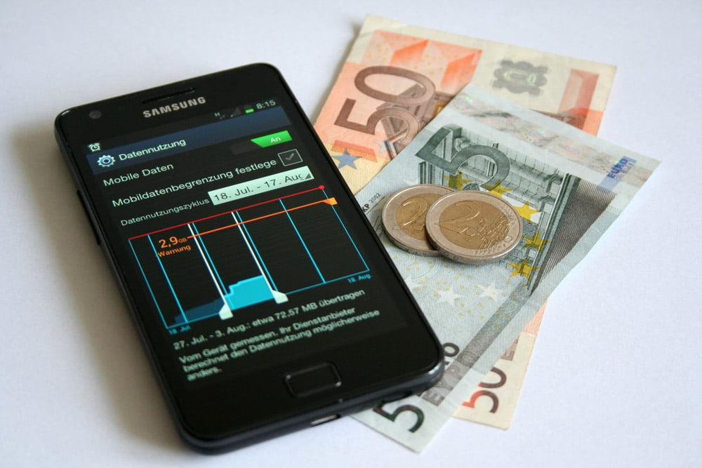 Mobiles Internet : Ausland-Kostenschutz bei 59 Euro