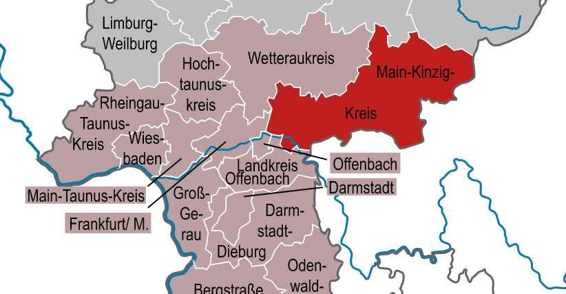 Main Kinzig Kreis - Breitbandausbau