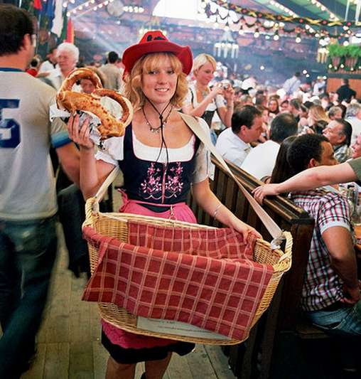 Oktoberfest 2012 mit LTE