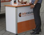 Tele-Columbus Infostand