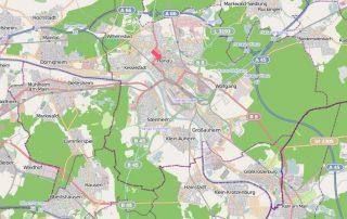 Hanau - schnelles Internet