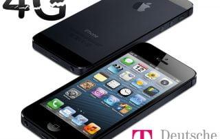 iPhone 5 - 4G-Probleme bei der Telekom