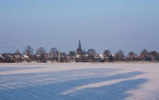 Schwalmtal im Winter