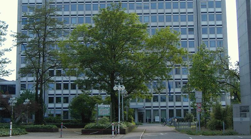 Sitz der Bundesnetzagentur