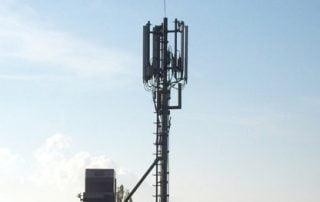 LTE-Netz Übergabe in 3G-Netz