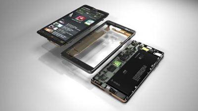 Phoenix – Smartphone mit Tegra 4i