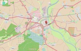 Torgau mit 100 Mbit/s Internet