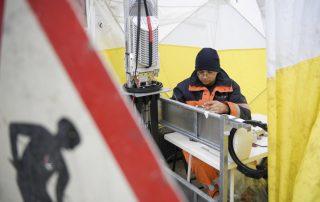 Glasfaserarbeiten Swisscom