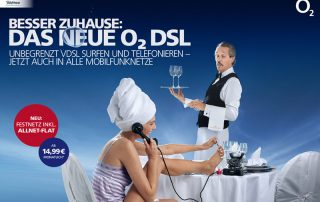 o2 DSL-All-in-Tarife