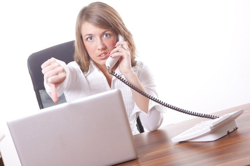 unzufrieden mit DSL-Kundenservice