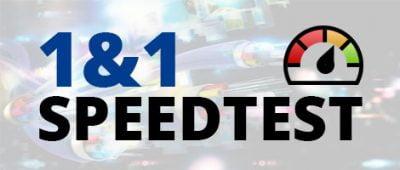 1und1 Speedtest