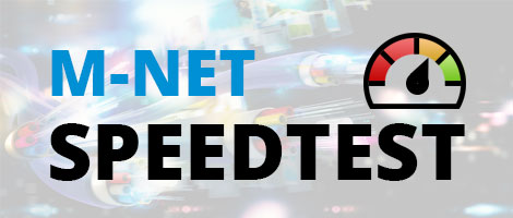 M-Net Speedtest