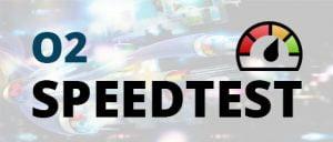 o2 Speedtest