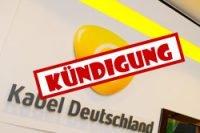 Vodafone (Kabel Deutschland) kündigen: Anleitung und Vorlage