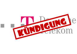 Telekom DSL kündigen