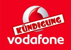 Vodafone DSL kündigen