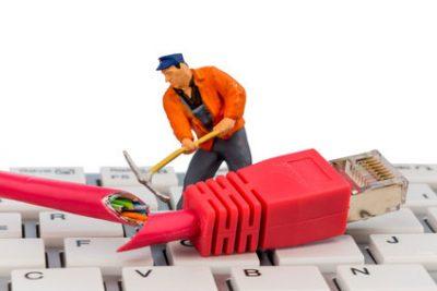 Internetanbieter Störungen
