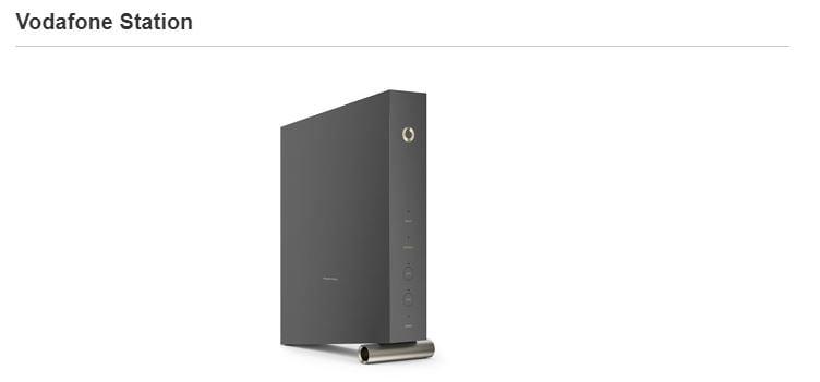 Vodafone Hardware: WLAN-Kabelrouter oder HomeBox FRITZ!Box 6490