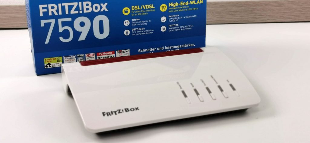 Fritzbox 7590 Router